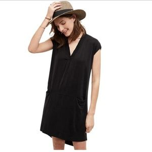 Dolan Black Lola Cocoon Tunic Anthropology
